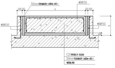 机房浮筑楼板构造所使用的特级材料,是以特殊结构的纤维板与丁基橡胶
